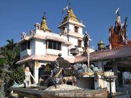 સંક્રમણ અટકાવવા મોડાસાનું દેવરાજ ધામ મંદિર અનિશ્ચિત સમય માટે બંધ, મંદિરમાં ભક્તોનો ધસારો વધતા મંદિરના મહંત ગાદીપતિ દ્વારા નિર્ણય કરાયો|મોડાસા,Modasa - Gujarati News