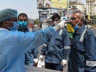 છેલ્લા 24 કલાકમાં નવા 266 કેસ નોંધાયા, 224 દર્દીઓ સાજા થતા ડિસ્ચાર્જ કરવામાં આવ્યા, 2ના મોત થતા મૃત્યુઆંક 1039 થયો|સુરત,Surat - Gujarati News