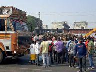 તાપી અધિક કલેક્ટર પુત્રના લગ્નની જાન બળદગાડામાં લઈ ગયા|વ્યારા,Vyara - Gujarati News