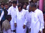 અહેમદ પટેલે દત્તક લીધેલુ નર્મદાનું વાંદરી ગામ નોંધારૂ બન્યું, મેઘાલયના માવલીનનોંગના સિસ્ટર વિલેજ તરીકે વિકસાવવાનું સપનુ હતું|રાજપીપળા,Rajpipla - Gujarati News