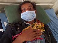 બોટાદના લાઠીદડમાં ચાર શ્રમિકોના મોત જંતુનાશક દવાની અસરને કારણે થયાનું પોલીસ તપાસમાં ખુલ્યું, એક શ્રમિકને બોટાદ હોસ્પિટલ ખસેડાયો|બોટાદ,Botad - Gujarati News