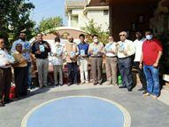 ખડોળ ગામના મહેન્દ્રસિંહ વાળા રચિત 'આસ્થાનું આરોહણ' પુસ્તકનું વિમોચન|બોટાદ,Botad - Gujarati News
