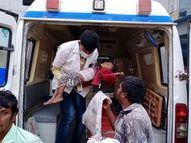 ગીર ગઢડાના લુવારી-મોલી ગામે વાડીમાં 2 વર્ષના બાળક પર દિપડાએ હુમલો કરતા મોત, પિતાનો દિપડા સાથે બાથ ભીડી દીકરાને બચાવવાનો પ્રયાસ|ગારીયાધાર,Girgadhada - Gujarati News