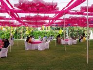 કોરોનાના ગૃહપ્રવેશની દહેશત વચ્ચે લગ્નની શરણાઈઓ ગૂંજી : દેવઉઠી એકાદશીથી શુભ મુહૂર્તોની શરૂઆત થઈ, મહેમાનોને 3 દિવસ જમાડશે|પાલનપુર,Palanpur - Gujarati News