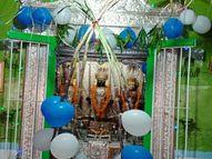 પાટણમાં અગિયારસે પ્રાચીન વૈષ્ણવ મંદિરોમાં શેરડીના મનોરથના દર્શન|પાટણ,Patan - Gujarati News