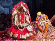 આજે દ્વારકા જગત મંદિરમાં સાંજે વરઘોડો નીકળ્યા બાદ તુલસી વિવાહ યોજાશે, આજના દિવસે અગિયારસથી ચાર માસથી શયન કરી દ્વારિકાધીશને જગાડવામાં આવે છે|દ્વારકા,Dwarka - Gujarati News