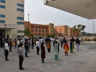 મહિસાગરમાં કલેક્ટર કચેરી સહિતના સ્થળે બંધારણ દિન ઉજવાયો|લુણાવાડા,Lunavada - Gujarati News
