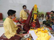 ભાલકા મંદિરે તુલસી વિવાહ કાર્યક્રમ યોજાયો|વેરાવળ,Veraval - Gujarati News