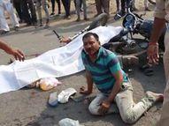 તણખલામાં બે બાઈક સામસામે ભટકાતાં 1નું મોત, 1 ઈજાગ્રસ્ત|નસવાડી,Nasvadi - Gujarati News