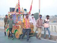 નવેમ્બરમાં 1367 લોકોએ 10 રૂપિયાનું માસ્ક ન પહેર્યું પણ 13.67 લાખ રૂપિયાનો દંડ ભર્યો!|સુરેન્દ્રનગર,Surendranagar - Gujarati News