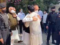 રાજ્યસભાના વિપક્ષી નેતા ગુલામનબી આઝાદ, ભૂપેન્દ્રસિંહ હુડ્ડા સહિતના નેતાઓએ અહેમદ પટેલના પરિવારને શાંત્વના આપી|ભરૂચ,Bharuch - Gujarati News