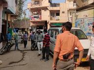 બાકોરમાં જાહેરનામાનો ભંગ કરતા જ્વેલર્સ પાસેથી 2000નો દંડ વસૂલાયો ખાનપુર,Khanpur - Gujarati News
