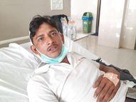 વલસાડમાં મહિલાની છેડતીના વહેમમાં એક યુવકનું માથું ફોડયું|વલસાડ,Valsad - Gujarati News