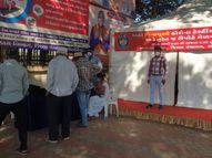 બોડેલી સેવાસદનમાં 6 દિવસમાં 355 ટેસ્ટ : 11 કોરોના પોઝિટિવ|બોડેલી,Bodeli - Gujarati News