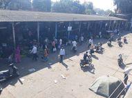 નડિયાદની મોટી શાક માર્કેટ રવિવારે બંધ રહેશે|નડિયાદ,Nadiad - Gujarati News