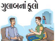 ગુલાબનાં ફૂલો|રસરંગ,Rasrang - Gujarati News