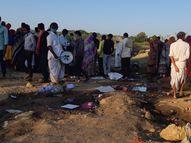 કોરોનામાં આ રીત યોગ્ય નથી,દાંતીવાડાના ગંગેશ્વરમાં તર્પણ વિધી કરવા ભીડ ઊમટી|દાંતીવાડા,Dantivada - Gujarati News