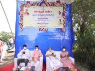 ઉચ્છલમાં ટેમ્પોએ છોટા હાથી ટેમ્પોને ટક્કર મારતા એકનું મોત, સોનગઢમાં સોશિયલ મીડિયા એપથી વરલી મટકાનો આંક લખતો એક પકડાયો, ચાર વોન્ટેડ|નવસારી,Navsari - Gujarati News