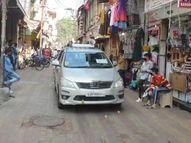 વડોદરામાં ત્રીજા દિવસે બજાર ખુલતા લોકો ખરીદી માટે લોકો ઉમટ્યા, માસ્ક વગરના 862 લોકોને 8.62 લાખનો દંડ|વડોદરા,Vadodara - Gujarati News