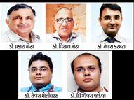 ગોકુલના ડૉ. પ્રકાશ મોઢા, વિશાલ મોઢા, ડૉ. તેજસ કરમટાની અટકાયત; હળવી કલમ લગાવાઈ|રાજકોટ,Rajkot - Gujarati News