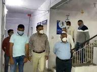 રાજકોટની ઉદય શિવાનંદ કોવિડ હોસ્પિટલ અગ્નિકાંડમાં ત્રણ ડોક્ટરોનો કોરોનાનો RT-PCR રિપોર્ટ નેગેટિવ, તાલુકા પોલીસે ત્રણેયની ધરપકડ કરી|રાજકોટ,Rajkot - Gujarati News