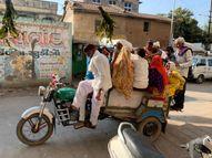 રવિવારે 11 કેસ : વઢવાણમાં 5, થાનમાં 4 અને લખતરમાં 2 કેસ, તેમજ જિલ્લામાં 3નાં મોત, 63 દિવસમાં જ 1000 કેસ વધ્યાંં|સુરેન્દ્રનગર,Surendranagar - Gujarati News