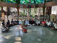 આદિવાસી સમાજમાં અંતિમયાત્રા સમયસર નીકળે તે માટે બેઠકમાં નિર્ણય|નવસારી,Navsari - Gujarati News
