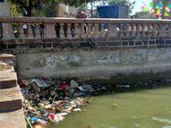 પહેલા હમીરસરને સાફ તો રાખો, પછી બ્યુટીફિકેશનની વાતો કરજો|ભુજ,Bhuj - Gujarati News