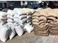 મુન્દ્રામાં અનાજનો સરકારી જથ્થો બારોબાર વેચાણનું કારસ્તાન પકડાયું|ભુજ,Bhuj - Gujarati News