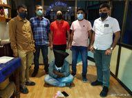 તેનતલાવની મહિલા તલાટીના પર્સની ચીલઝડપ કરનાર ઝડપાયો|ડભોઈ,Dabhoi - Gujarati News