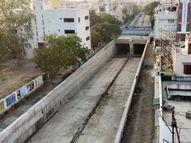 આમ્રપાલી બ્રિજ ફેબ્રુઆરી સુધીમાં તૈયાર થશે, 40 હજાર વાહનચાલકોને લાભ થશે|રાજકોટ,Rajkot - Gujarati News