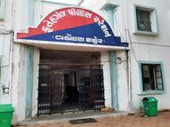 વડોદરામાં માસ્ક વગર નીકળેલા ટુ વ્હિલર ચાલકને અટકાવી ઝડતી લેતા ડેકીમાંથી દારૂની બોટલ મળી|વડોદરા,Vadodara - Gujarati News