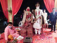 નવે.- ડિસે.માં લગ્નની ખરીદી માટે NRIથી ઉભરાતાં ચરોતરના બજારો ખાલીખમ : 5 અબજનું નુકસાન|NRG,NRG - Gujarati News