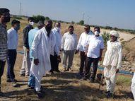 ખુદ ભાજપ આગેવાનો-સરપંચોએ નર્મદા કેનાલની વરવી સ્થિતિ દર્શાવી|ભુજ,Bhuj - Gujarati News