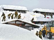 વર્ષમાં 12 મીટર હિમવર્ષા, છતાં ફ્લાઈટો મોડી પડતી નથી, બરફ હટાવવા રૂ. 260 કરોડનો ખર્ચ થાય છે|વર્લ્ડ,International - Divya Bhaskar