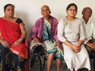 કુરિયર ડિલિવરીમેનની દીકરી અસંખ્ય સંઘર્ષોને પડકારી GPSCમાં ઉત્તીર્ણ થઇ, ધો.11માં હતી ત્યારે પિતા ગુમાવ્યા, માતાએ મજૂરી કરી ભણાવી|ઓલપાડ,Olpad - Divya Bhaskar