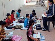 ધો-12 સુધી વિનામૂલ્યે શિક્ષણ માટે નવસારી જિલ્લામાં ધો-8 ના 1000 છાત્રની 28 ફેબ્રુ.એ સ્કોલરશિપ પરીક્ષા|નવસારી,Navsari - Divya Bhaskar