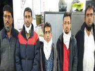 3 માસમાં 2 ટન નકલી ઘી બજારમાં ઠલવાયું, પુણામાંથી ગોડાઉન પકડાયું|સુરત,Surat - Divya Bhaskar
