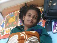 રસી લીધા બાદ હેલ્થ વર્કરને તાવ અને ઝાડા- ઉલટી, જી.જી.હોસ્પિટલમાં દાખલ|જામનગર,Jamnagar - Divya Bhaskar
