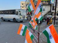 આપણા ઉત્સવ કોઇના માટે આજીવિકા કમાઇ અસ્તિત્વ ટકાવી લેવાનો અવસર...|સુરેન્દ્રનગર,Surendranagar - Divya Bhaskar