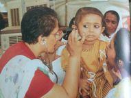 ધરતીકંપના સમયમાં પણ સેવાની સુવાસ ફેલાવનારા ડૉ. શાંતુબેન પટેલ|ભુજ,Bhuj - Divya Bhaskar