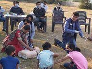 ભુજના દરેક એપાર્ટમેન્ટમાં આપત્તિમાં જીવ બચાવવા વિશે માર્ગદર્શન અપાશે|ભુજ,Bhuj - Divya Bhaskar
