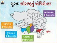AAP+PAASનું સમીકરણ આ 4 જિલ્લા પંચાયત, 34 તાલુકા પંચાયત અને 11 નગરપાલિકામાં ભાજપને ફેલ કરી શકશે?|ઓરિજિનલ,DvB Original - Divya Bhaskar