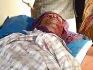 સંતરામપુરમાં ચૂંટણીની પૂર્વ રાત્રિએ કોંગ્રેસના 3 ટેકેદારો પર હથિયારો વડે હિંસક હુમલો, હાથ પગ તોડીને માથા ફોડ્યા, ભાજપના ઉમદવારે હુમલો કર્યો હોવાના આક્ષેપ|પાલિકા-પંચાયત ચૂંટણી,Municipal Election - Divya Bhaskar