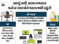 દરેક બિઝનેસ સંસ્થાનને જોઈએ છે કન્ટેન્ટ-રાઇટર, ઘરેથી કામ કરનારી મહિલાઓની પહેલી પસંદગી છે આ નોકરી જોબ્સ એટ હોમ,Jobs at Home - Divya Bhaskar