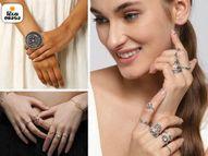આજકાલ ટ્રેન્ડમાં છે આ રિંગ્સ, ખરીદતી વખતે યાદ રાખો આ ટિપ્સ|જ્વેલરી,Jewellery - Divya Bhaskar