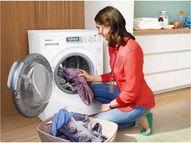 વૉશિંગ મશીનમાં ધોયા પછી પણ કપડાંમાંથી સ્મેલ આવે છે? કપડાં સાથે મશીનને પણ ધોવાની જરૂર છે|હોમ ટિપ્સ,Home Tips - Divya Bhaskar