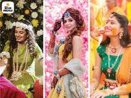 મહેંદીથી માંડીને સંગીતના ફંકશનમાં પહેરો ફ્લોરલ જ્વેલરી, ટ્રેન્ડમાં છે આ ડિઝાઇન્સ|જ્વેલરી,Jewellery - Divya Bhaskar