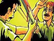 ઝરીયા ગામે સંપમાં નાહવાની ના પાડતાં 2 યુવકોએ યુવકને માર મારી ફાયરિંગ કર્યું બોટાદ,Botad - Divya Bhaskar