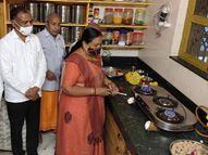 રાજપીપલામાં 50 કનેક્શનથી ગેસલાઇનનો પ્રારંભ રાજપીપળા,Rajpipla - Divya Bhaskar